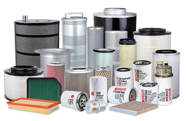 Sakura Filters - UAE - Sharjah - Dubai - Radiant Filters